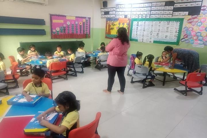 Orchids The International School-Kids-Class