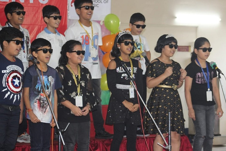 Orchids The International School-Singing