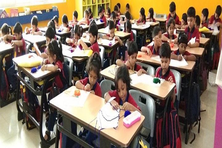 Orchids The International School-Class
