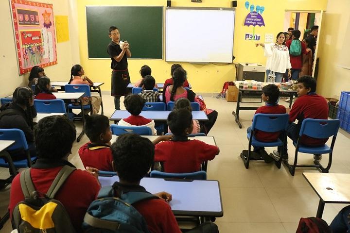 Orchids The International School-Classroom
