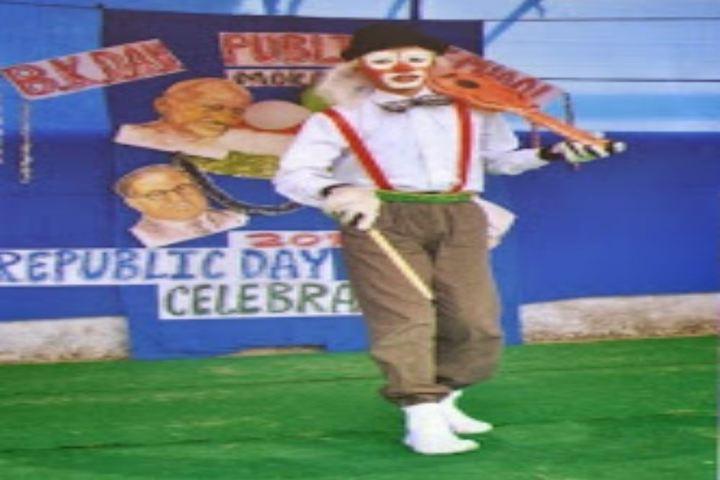 DAV Public School-Republic Day Celebrations