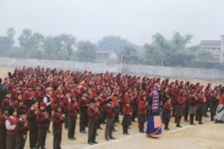 DAV Public School-School Assembly