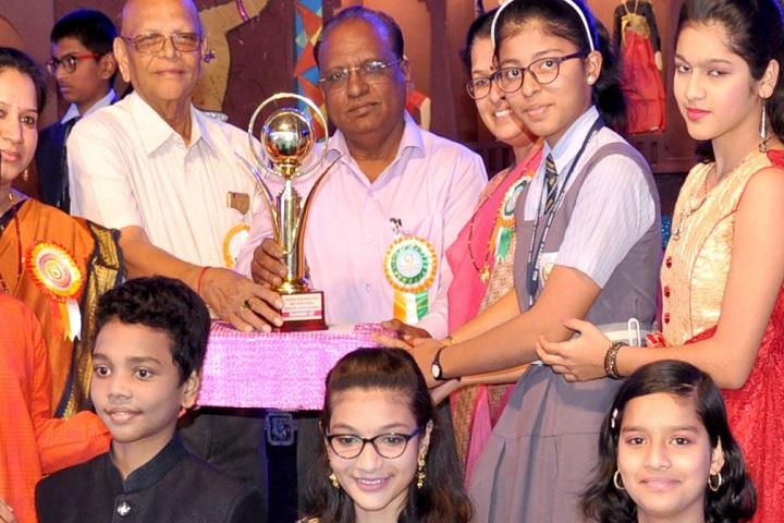 Orion English Medium School-Awards