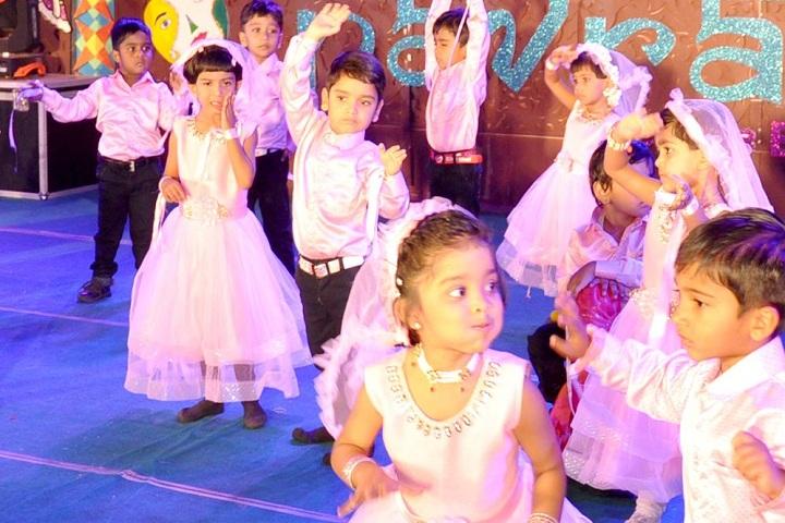 Orion English Medium School-Kids