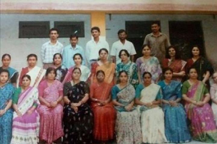 P E S Central School-Staff