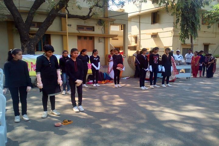 P R Pote Patil International School-Drama