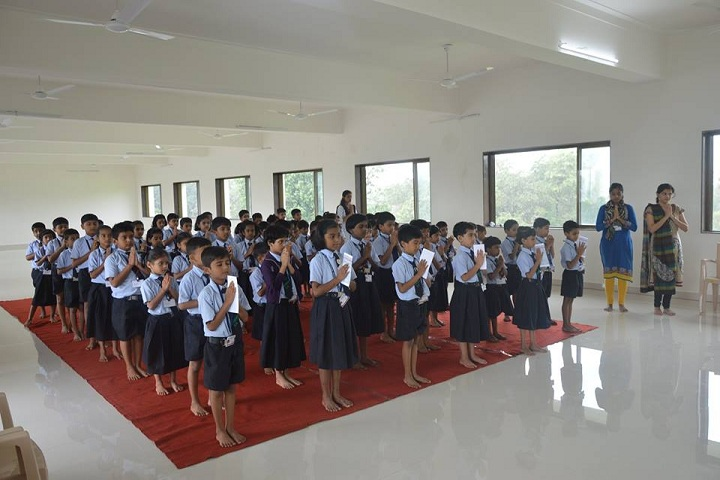 P S Bane International School-Assembly