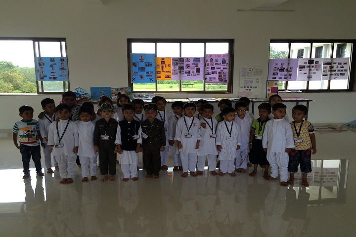 PS Bane International School-Kids