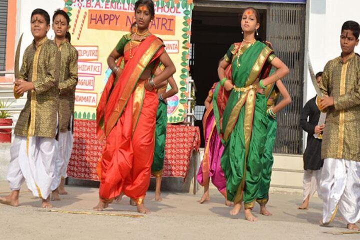 Padamshri Shankar Bapu Apegaonkar English School-Festival Celebration