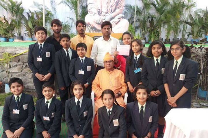 Padamshri Shankar Bapu Apegaonkar English School-Students