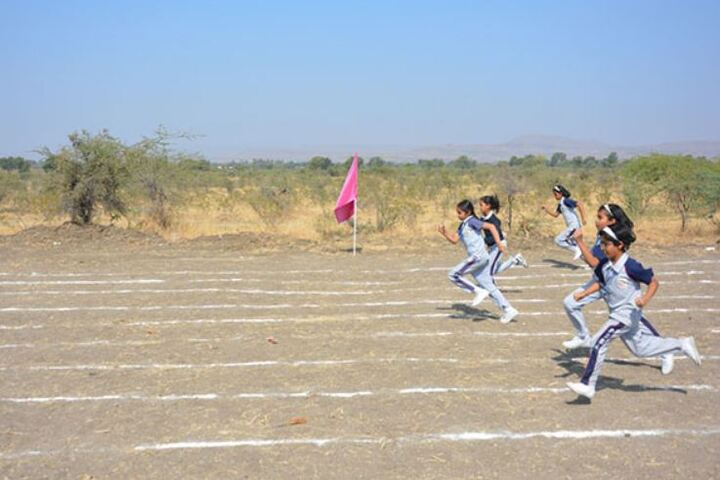 Padamshri Shankar Bapu Apegaonkar English School-Sports