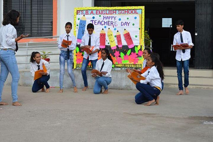 Padamshri Shankar Bapu Apegaonkar English School-Teachers Day