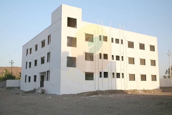 Panacea International School-Back View