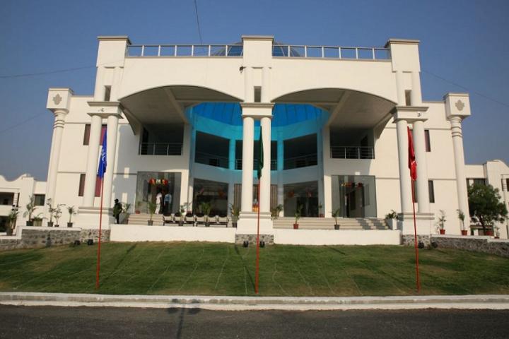 Panacea International School-Campus View