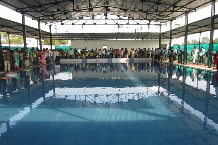 Panacea International School-Swimming Pool