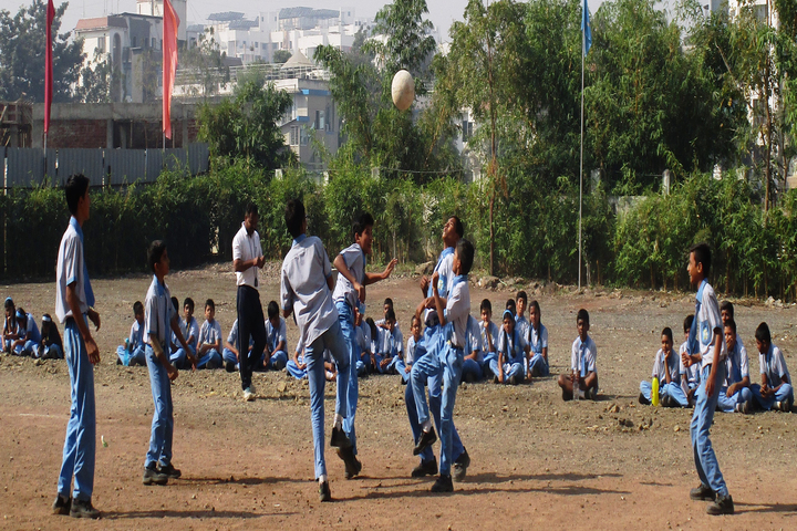 Pandurang International English School-Sports