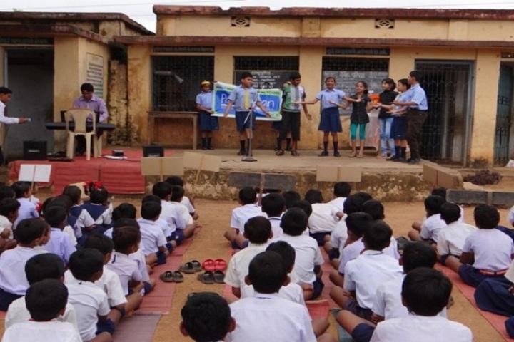 Podar International School-Assembly