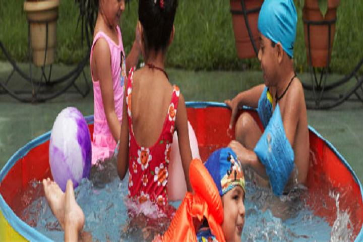 Podar International School-Swimming