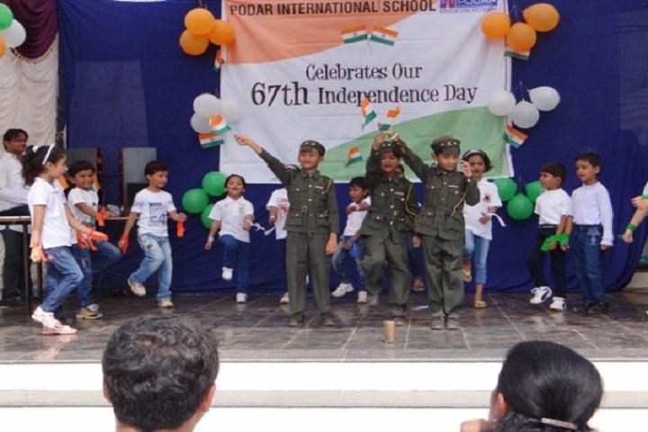 Podar International School-Republic Day