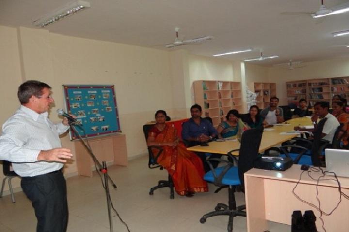 Podar International School-Speaker