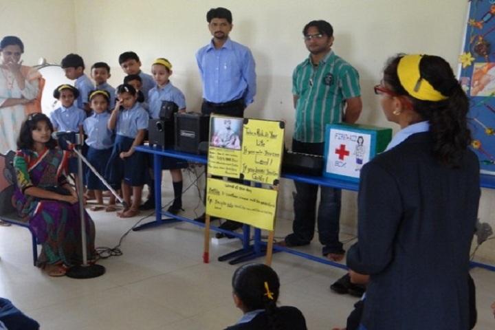 Podar International School-Exhibition