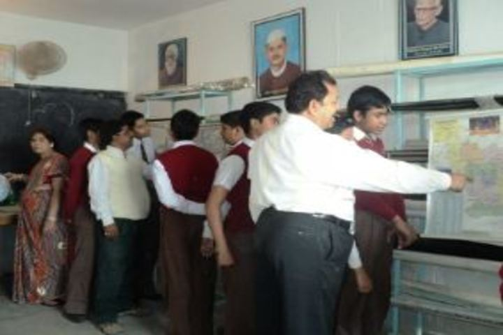 Dav Public School-Humanity Lab