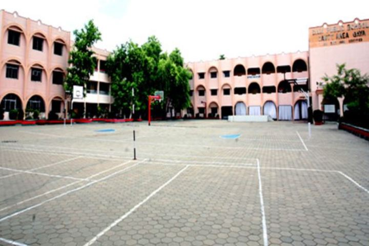 Dav Public School-Play Court
