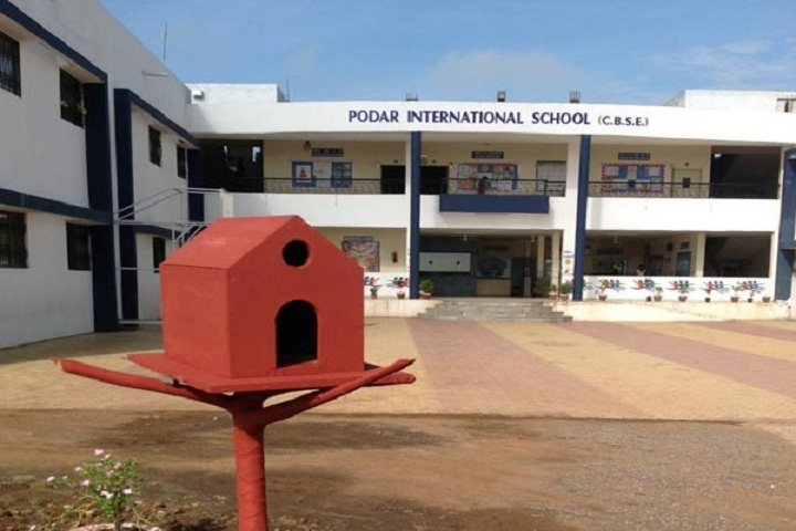 Podar International School-Campus-View