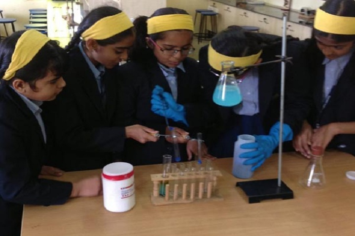Podar International School-Lab