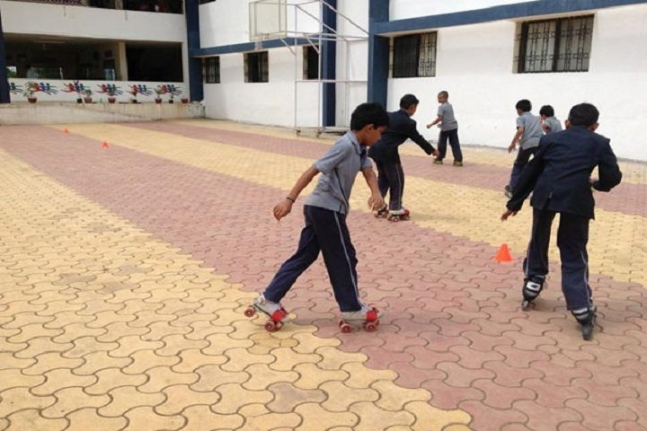 Podar International School-Sports1