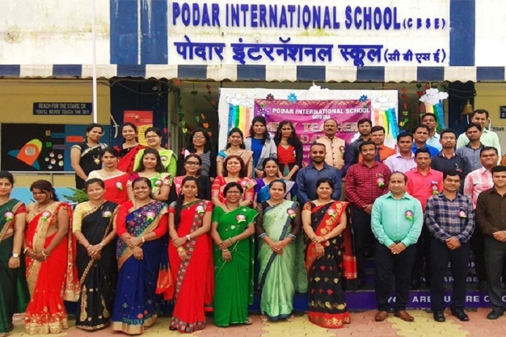 Podar International School-Faculty