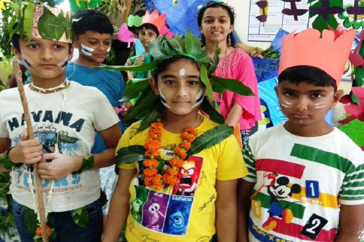 Podar International School-Fancy Dress