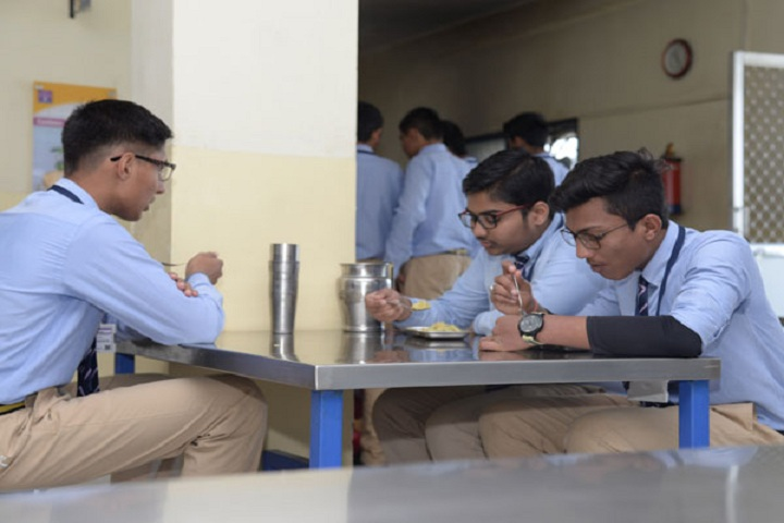 Podar International School-Cafeteria