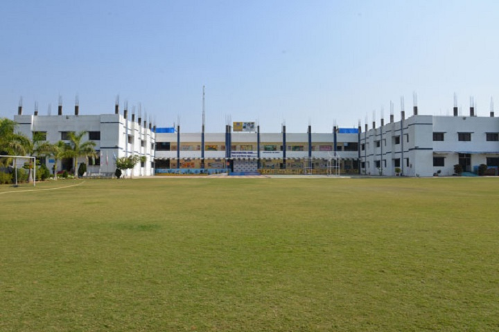 Podar International School-Play-Ground