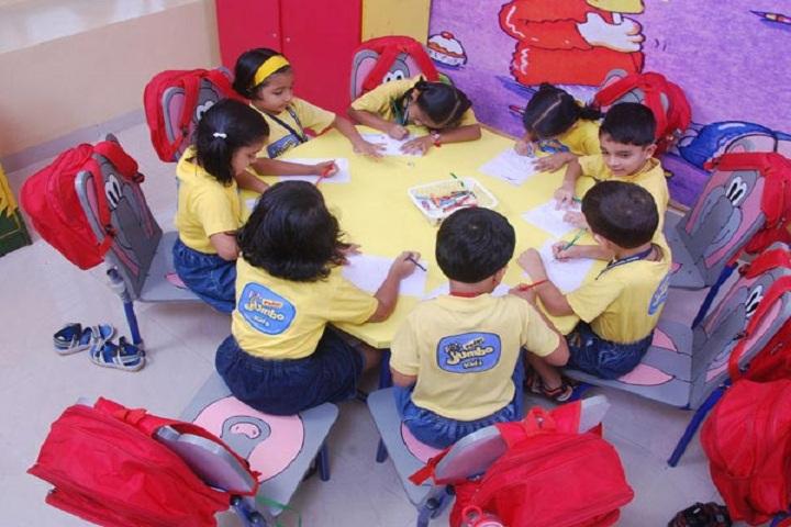 Podar International School-Kids-Class