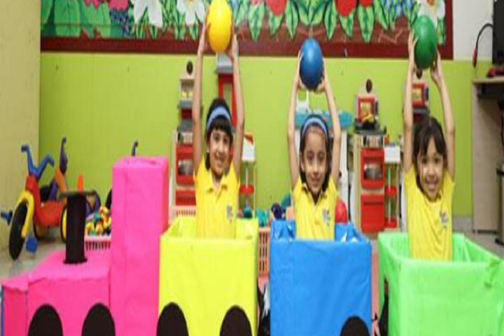 Podar International School-Kindergarten