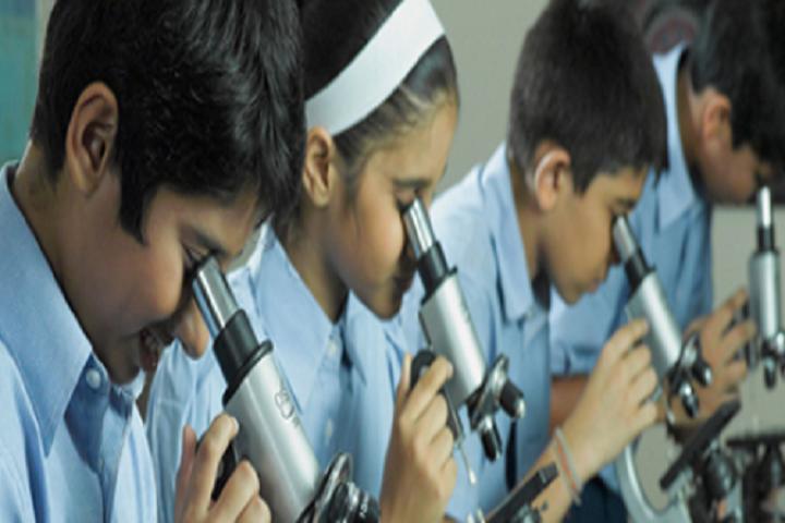 Podar International School-Labs