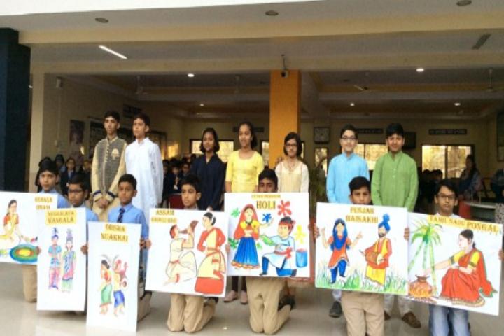 Podar International School-Student Projects