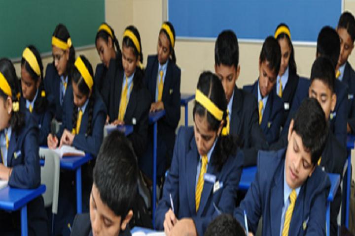 Podar International School-Classroom