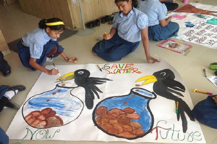 Podar International School-Student Project