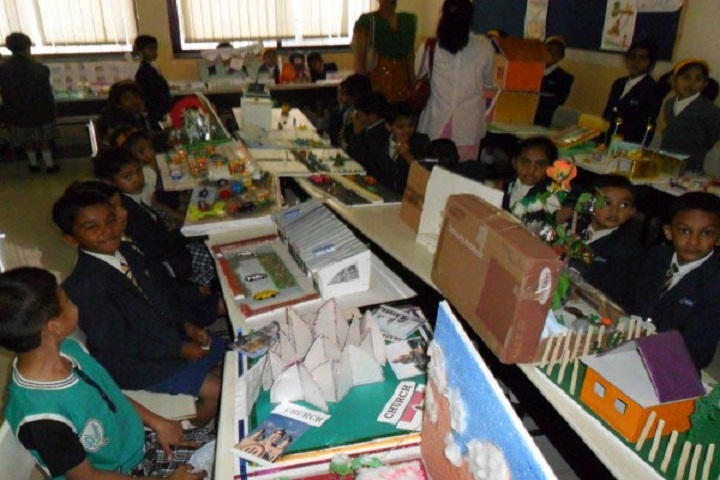 Podar International School-Students Projects