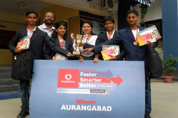 Podar International School-Winning Moment