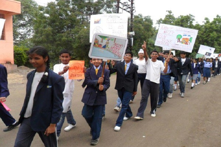Podar International School-Rally