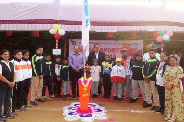Podar International School-Sports Meet