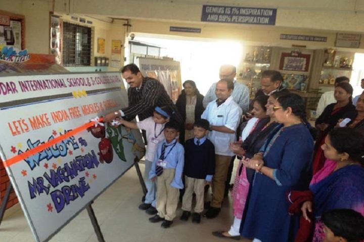 Podar International School-Vaccination Drive