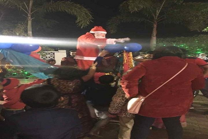 Podar International School-Christmas Celebrations