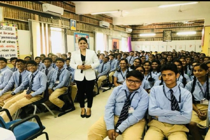 Podar International School-Guest Lecture