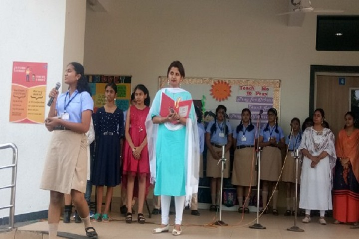 Podar International School-Student Speech