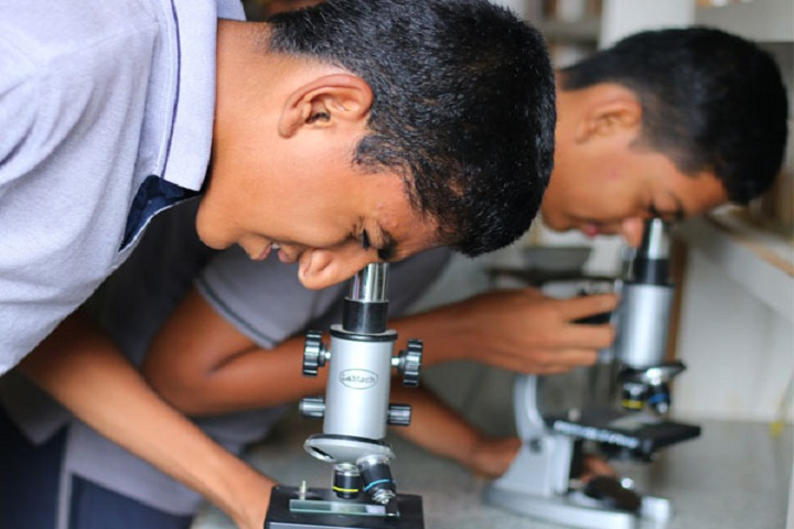 Podar International School-Laboratory