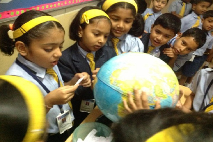 Podar International School-Science-Exhibition